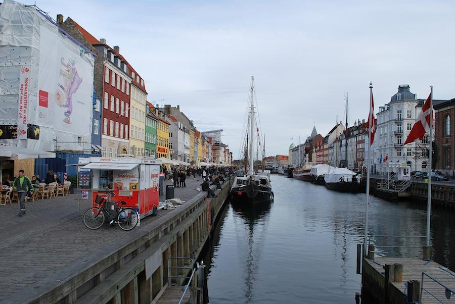 Новый порт, Копенгаген
