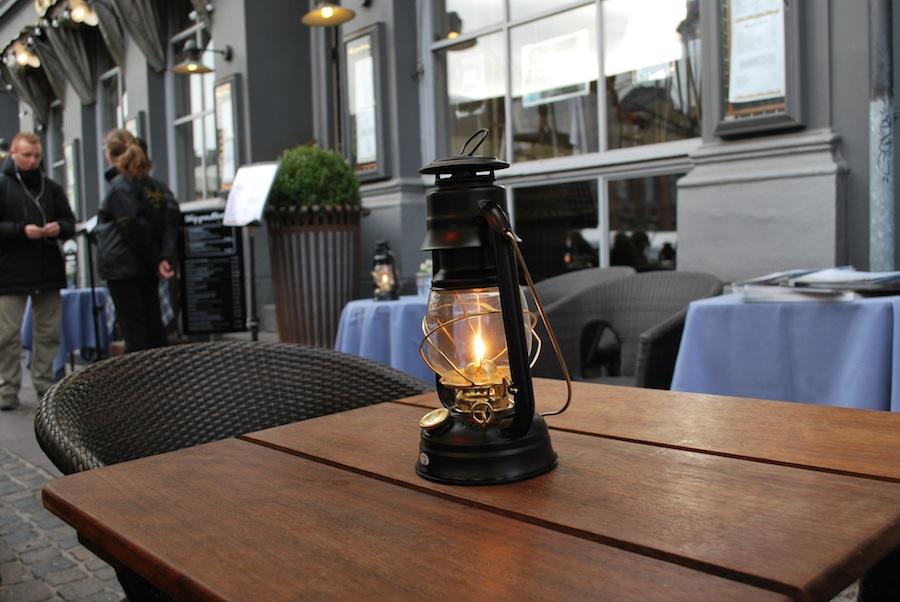 кафе в Новом порту, Копенгаген