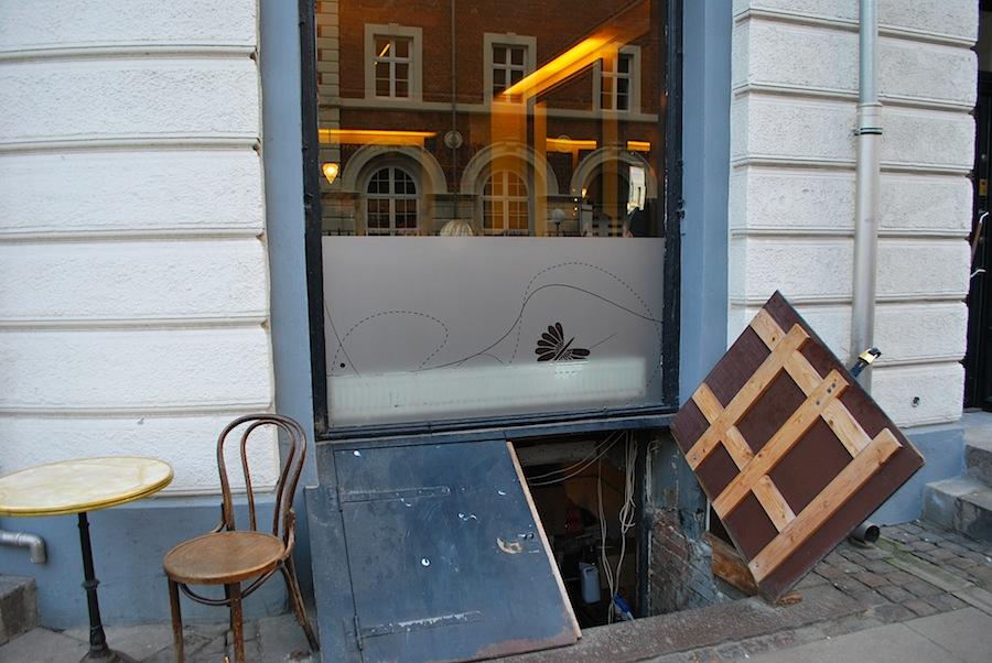 типичный пример креативного заведения Копенгагена