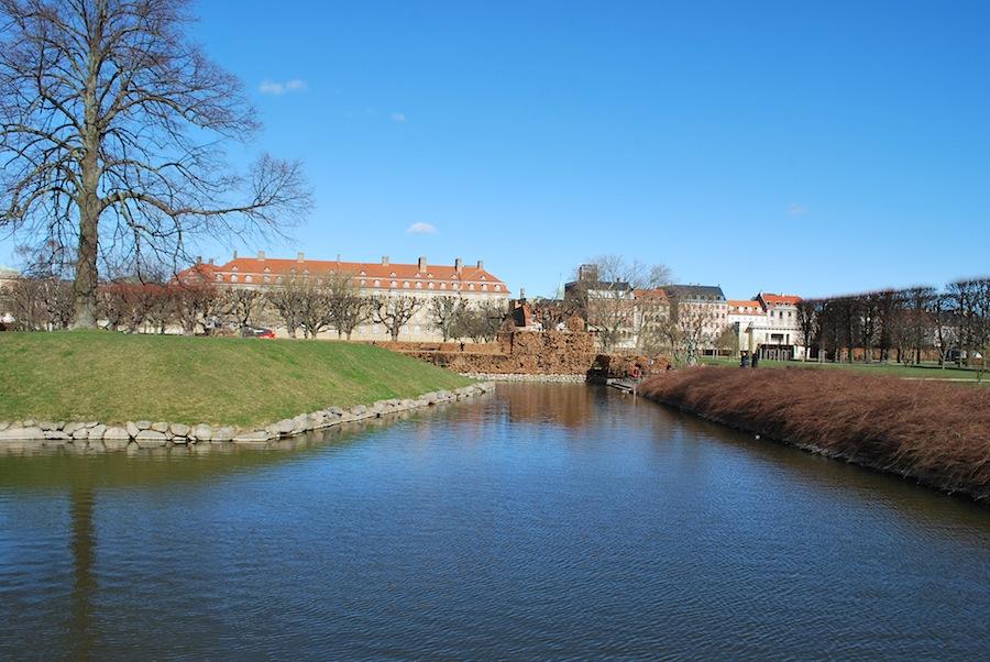 Королевский сад Копенгагена
