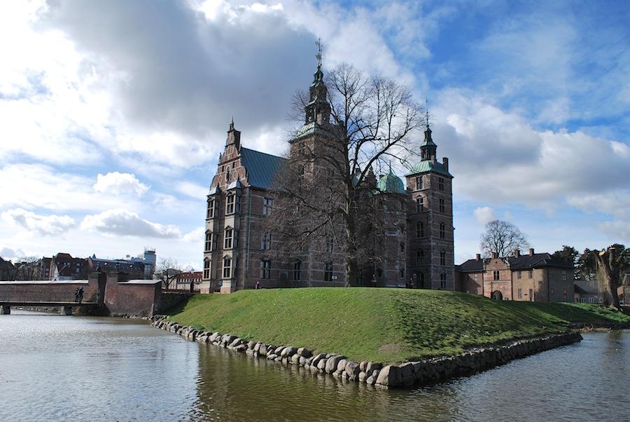 дворец Розенборг, Копенгаген