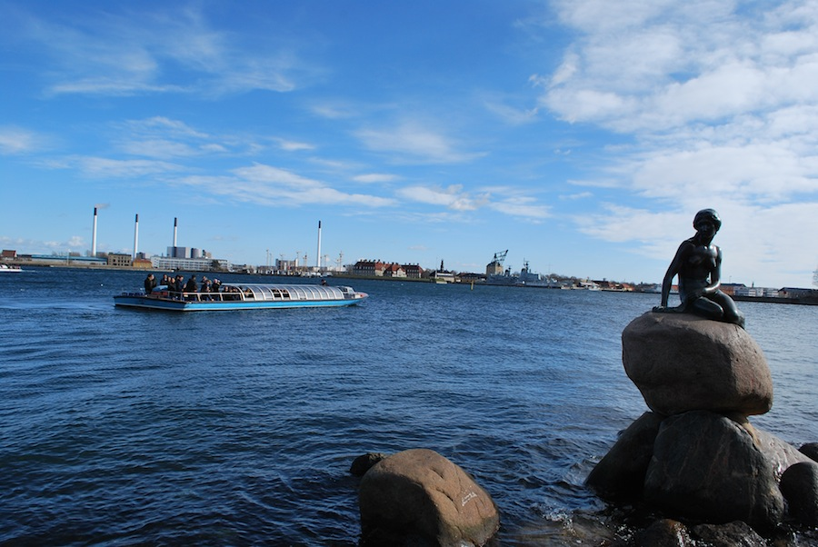 Русалочка, Копенгаген