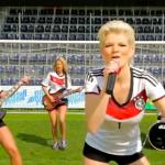 Песни европейских сборных для Чемпионата мира по футболу: поют и играют все