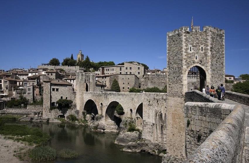Бесалу, Каталония, Испания