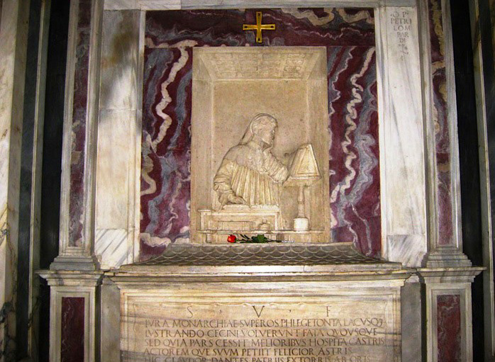 гробница Данте в Равенне