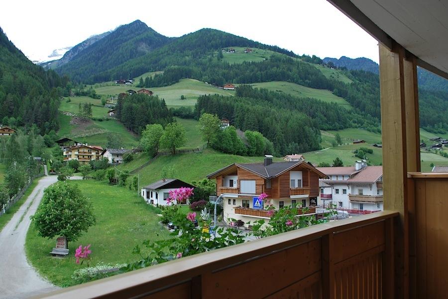 вид с балкона Deluxe Hotel & Spa Resort
