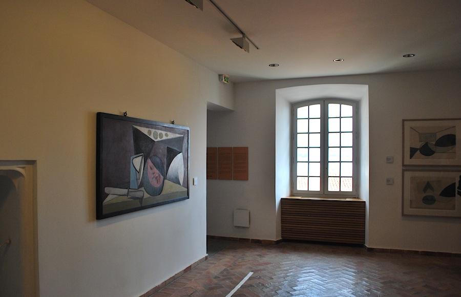 музей Пикассо в Антибе