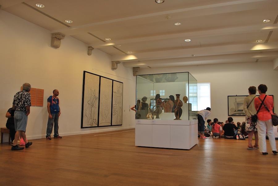 музей Пабло Пикассо в Антиб