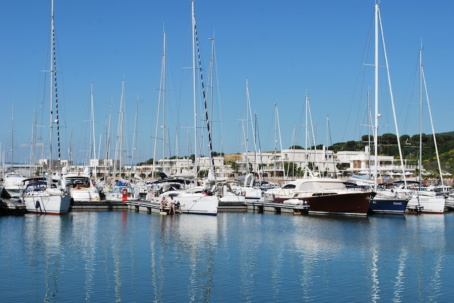 яхт-клуб Marina di Scarlino