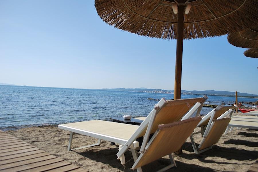 пляж в окрестностях Purobeach и Marino di Scarlino