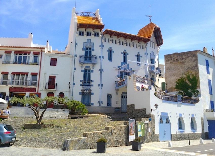 домики Кадакеса, Кадакес, Испания, Каталония