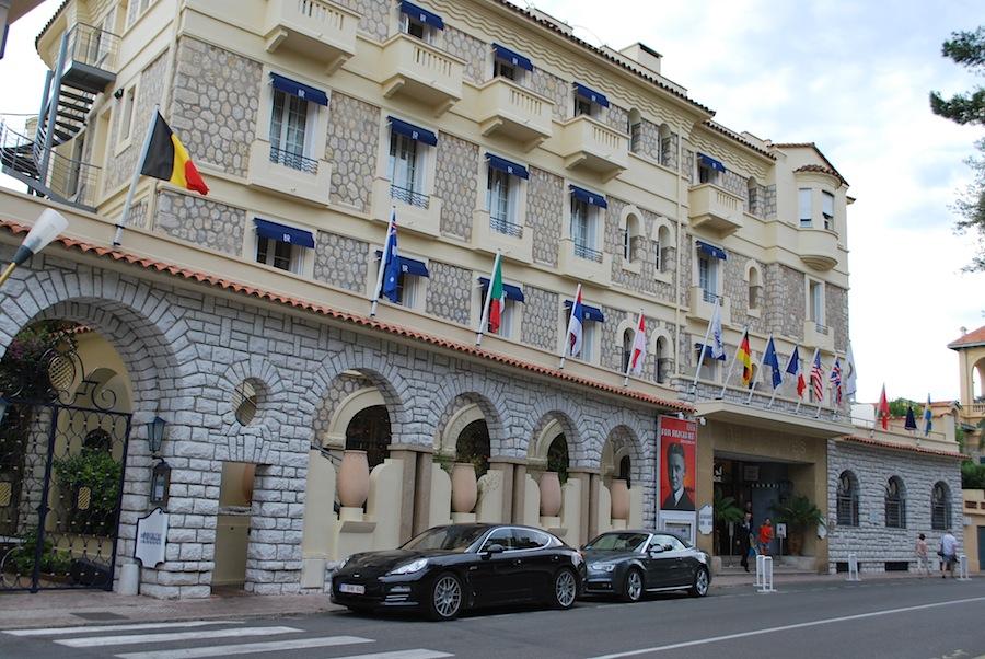 Hôtel Belles Rives, Антиб