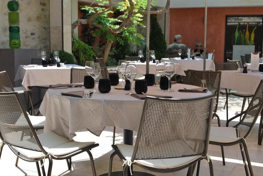 летняя веранда ресторана Nacional