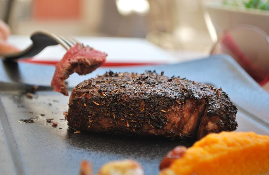 стейк из австралийской говядины