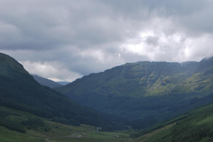 Argyll Forest Park