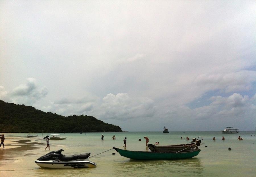 Пляж Бай Сао, Фукуок