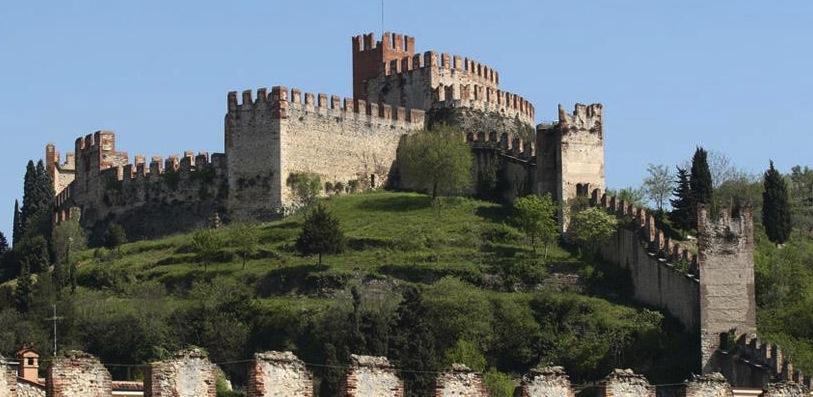 замок Soave