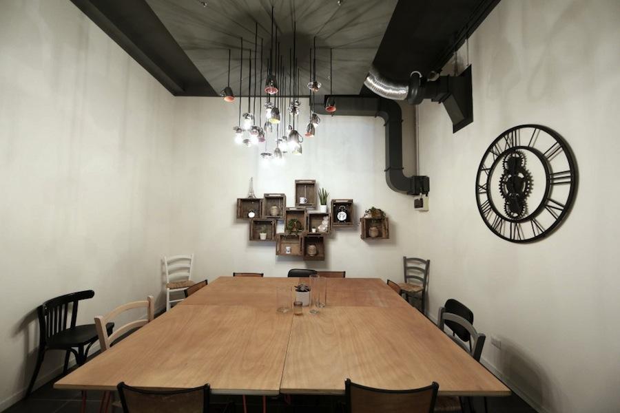 Анти-кафе в Риме
