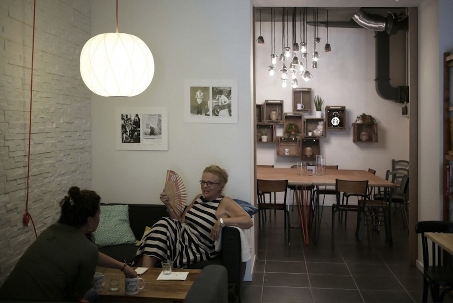 Анти-кафе, Рим