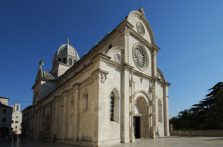 собор Святого Иакова, Шибеник