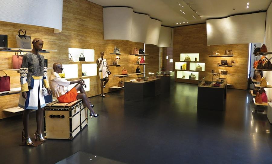 бутик Fendi в Риме