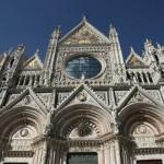 Напольные мраморные картины Сиенского собора открыты для посетителей