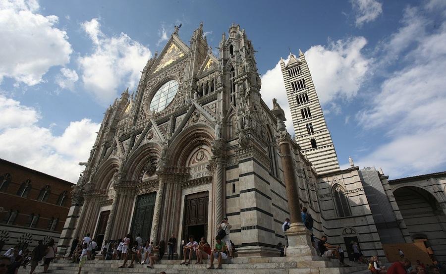 Сиенский собор (Duomo di Siena)