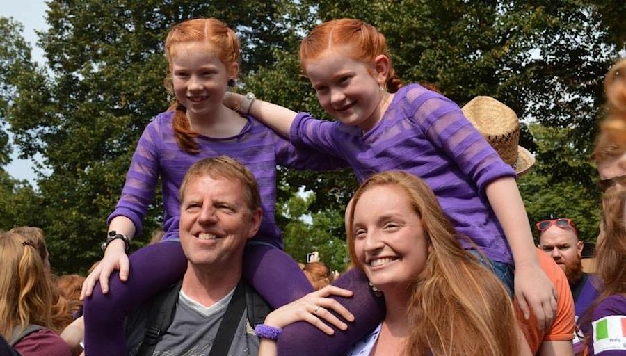 фестиваль Рыжих в Нидерландах