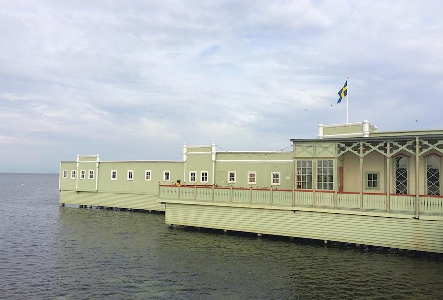 купальни Ribersborg