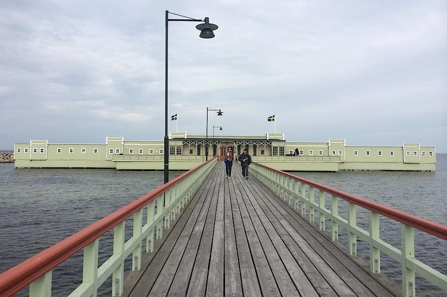 купальни Ribersborn