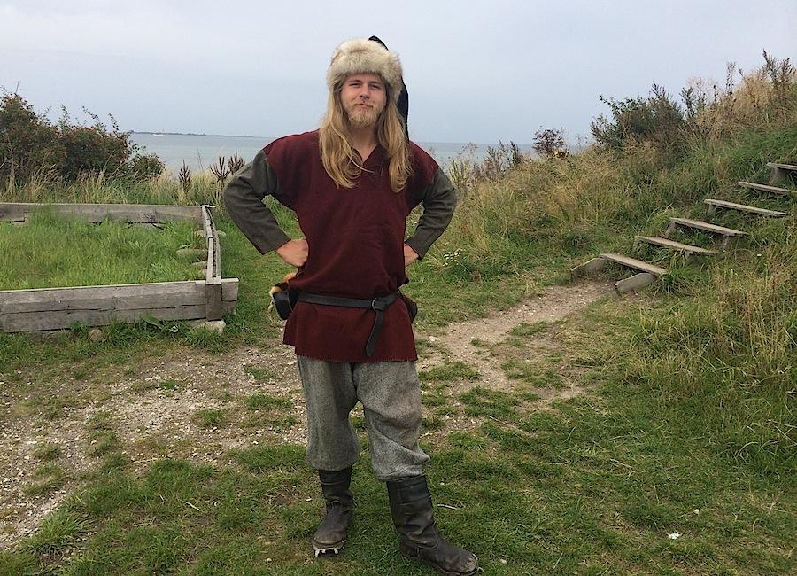 профессиональный викинг Эмиль