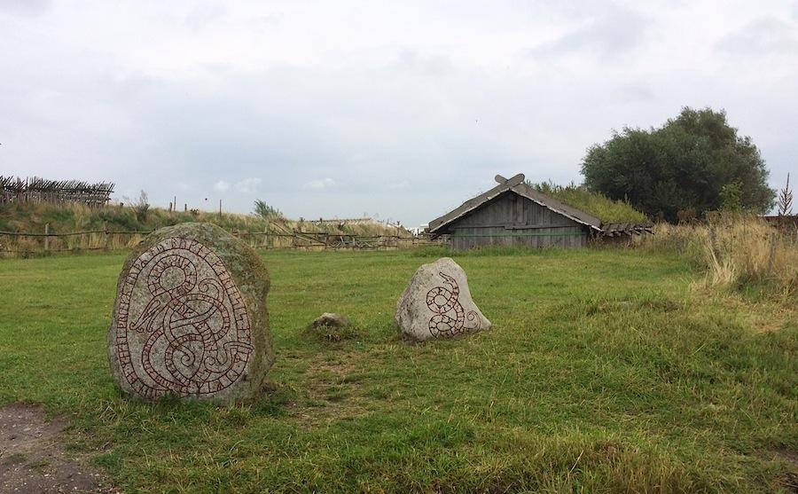 деревня Foteviking