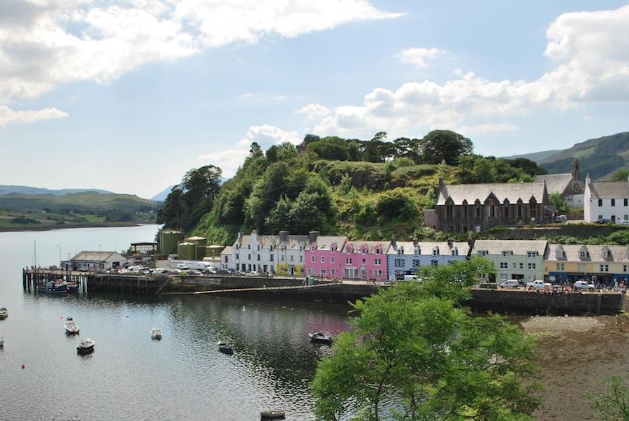 Портри, Шотландия