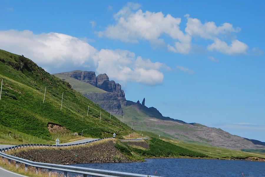 Old Man of Storr, остров Скай, Шотландия