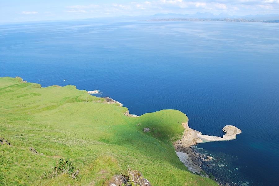 побережье Скай, Шотландия