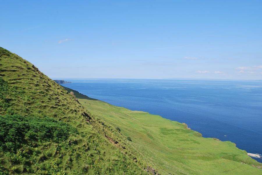 побережье острова Скай, Шотландия