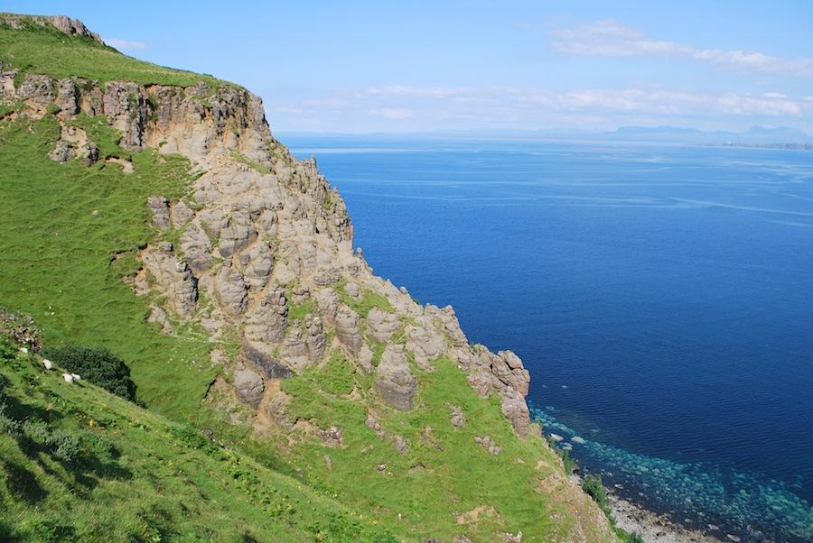 остров Скай. Шотландия