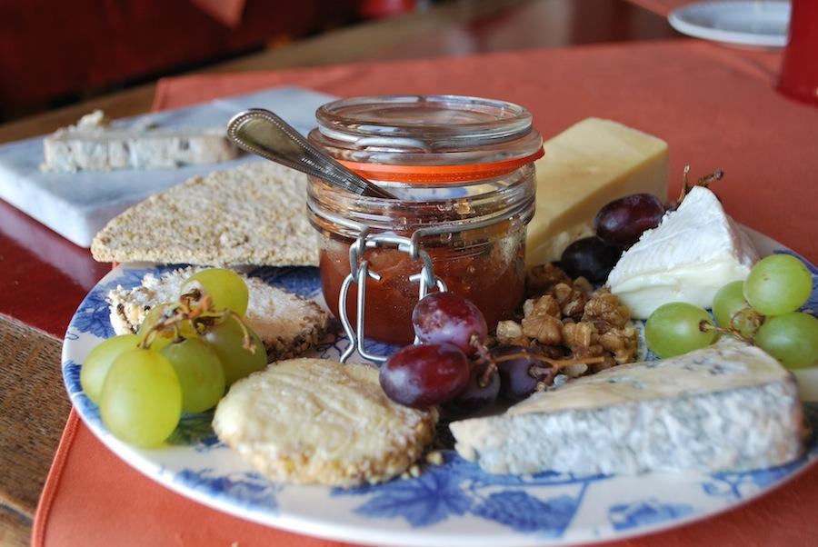 ассорти шотландских сыров