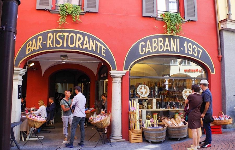 лавка Gabbani