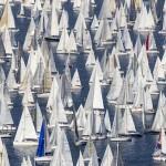 Регата Барколана (Barcolana) 2014: в нашу гавань заходили корабли