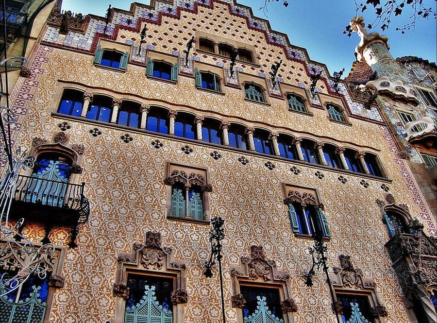Casa-AmatllerBarcelona
