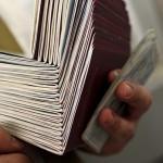 С апреля 2015 года для получения визы в Европу нужно будет сдавать отпечатки пальцев