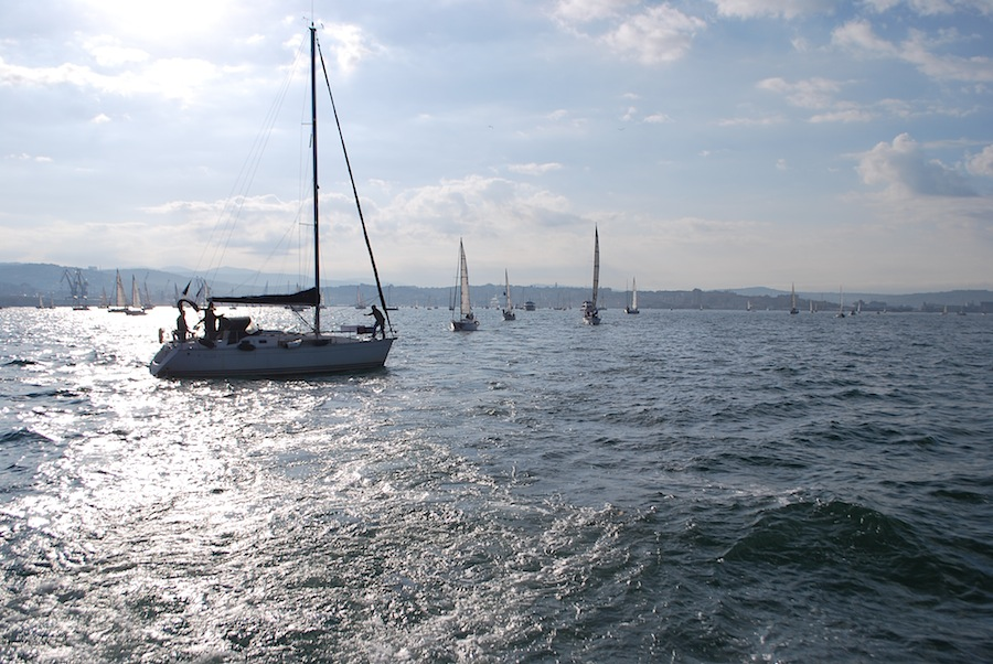 Barcolana 2014, Барколана, регата, яхты, парусники