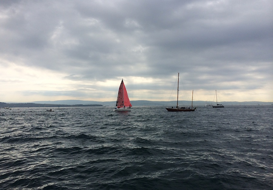 Барколана, алые паруса, яхта, регата, парусник