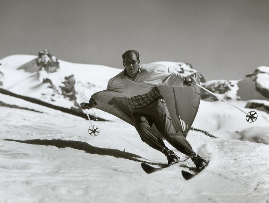 горные лыжи, шестидесятые