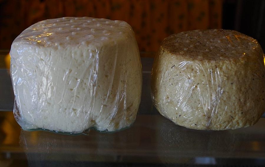 Sérac, Швейцарские сыры, сыр