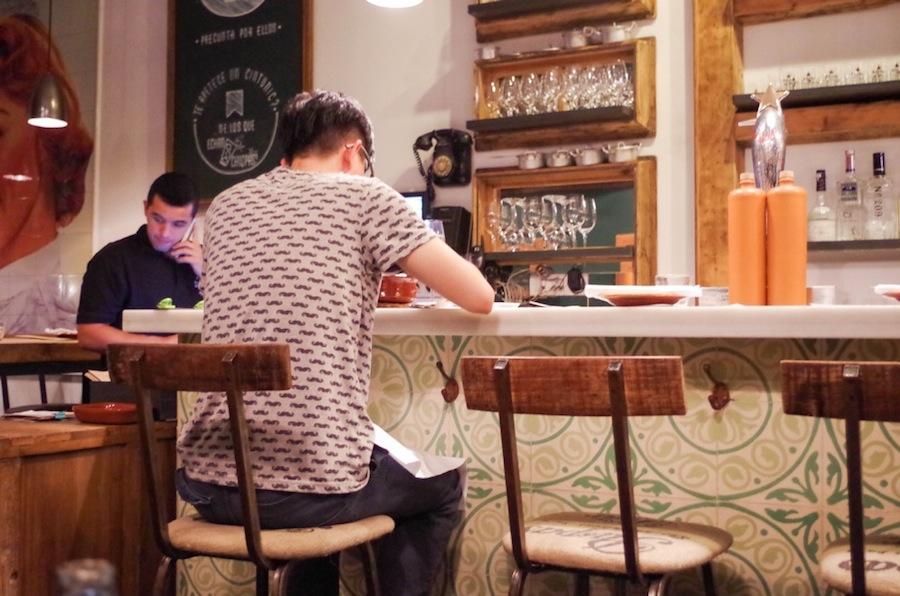 Рестораны в Барселоне: Suculent