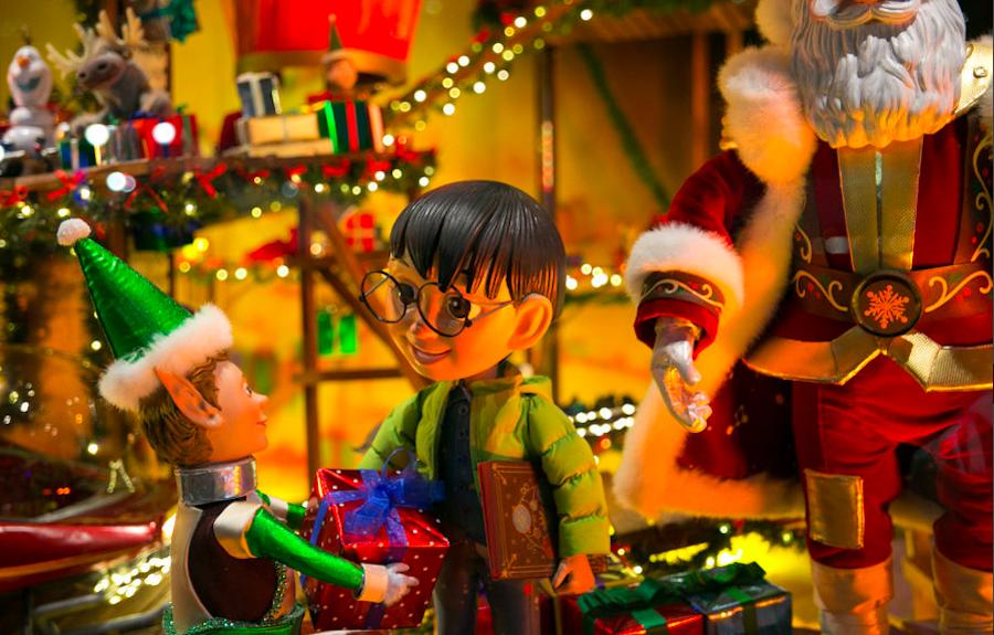 Рождество, Нью-Йорк