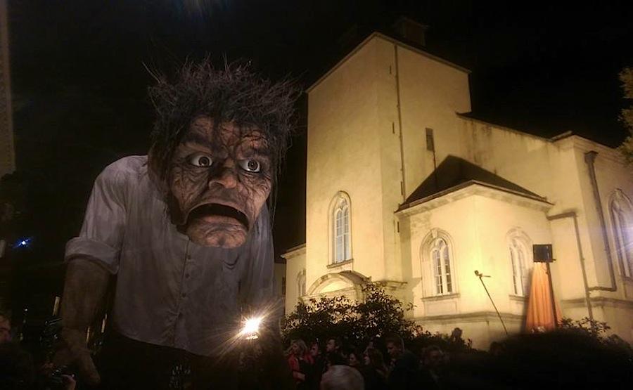Дублин, Хэллоуин