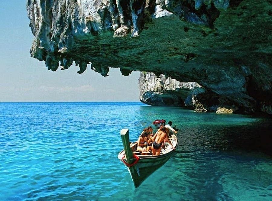 Таиланд, море, пляж
